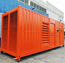 CE Certified Factory Custom 20ft Diesel Generator Shipping Container