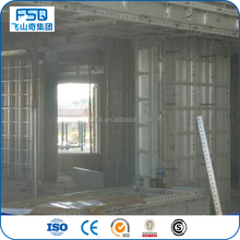 Wall Machine Full Aluminium Formwork For High Quality Concrete Form Tie