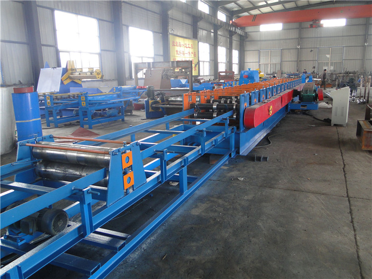 High Railway Plate Galvanized Iron Sheet Guard Rail Fence Barrier Highway Guardrail Roll Forming Machine