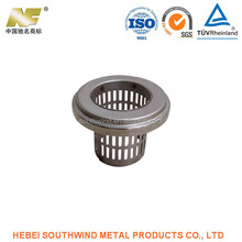 OEM Metal Punching Stainless Steel Deep Drawn and CNC Cutting Component Products Manufacturer