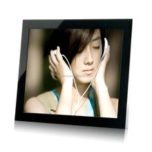 full function 17 inch network digital photo frame with wifi internet connection