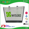 SMETA Factory Audit Laminated Recycled PP Woven Bag for Shopping