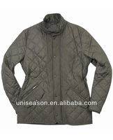 New Model Latest Quilted Custom Man Jacket In Winter