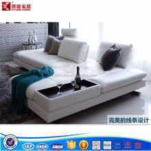 Europen Popular Design Luxurious Style Genuine Leather Sofa For Lounge CUSTOM SOFA