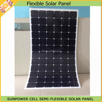 150W Flexible Solar Panel With Best Price and Quality