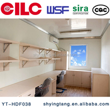 CILC High quality container home for school,Prefab house Study room