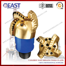 "API 8 1/2"" Steel Body 4 Baldes PDC Cutter Bit for Oil Well Drilling"