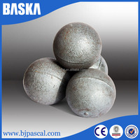 China supplier low chrome high quality low chrome wearable casting steel ball