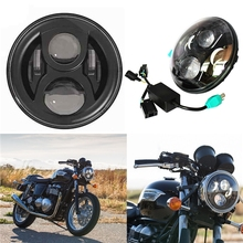 "7"" Led Harley Headlight Fit Street Glide, Electra Glide Ultra Classic ,Tri Glide Ultra, CVO Ultra Limited and Road King"