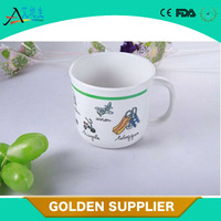 2016 New Design Plastic mugs with handles manufacturer