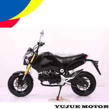 New patent design 125cc sports bike motorcycle/monkey bike/kids plastic bike