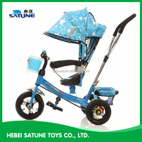 steel frame good tricycle for 2 year old / tricycle for 12 month old / best toddler tricycle 2 year old