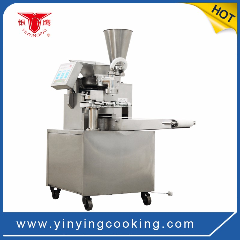YInYIng steamed buns Machine use pork and beef