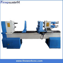 Factory supply Finework mini type cnc lathe for wood engraving