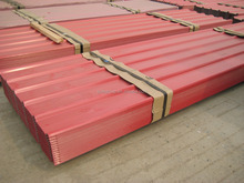 PPGI PPGL Corrugated Steel Sheet used metal roofing sale