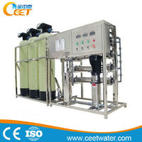 CEET large capacity container drinking water ro system