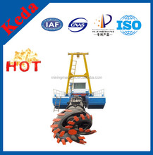 20 inch full hydraulic cutter suction dredger
