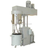 Double Planetary Dispersing Silicone Sealant Mixer