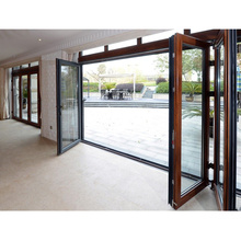 Aluminium Doors Windows Folding Patio Doors Prices