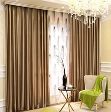 Living Room Bedroom Simple Modern Style Curtain