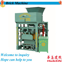 QTJ4-40C cement brick block making machine price