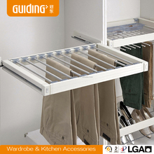 Wardrobe accessories pants hanger rack for trousers