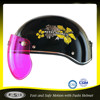 Promotion women half face scooter helmet