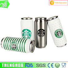 350ml&500ml Stainless Steel Starbucks Coffee Mug Tumbler