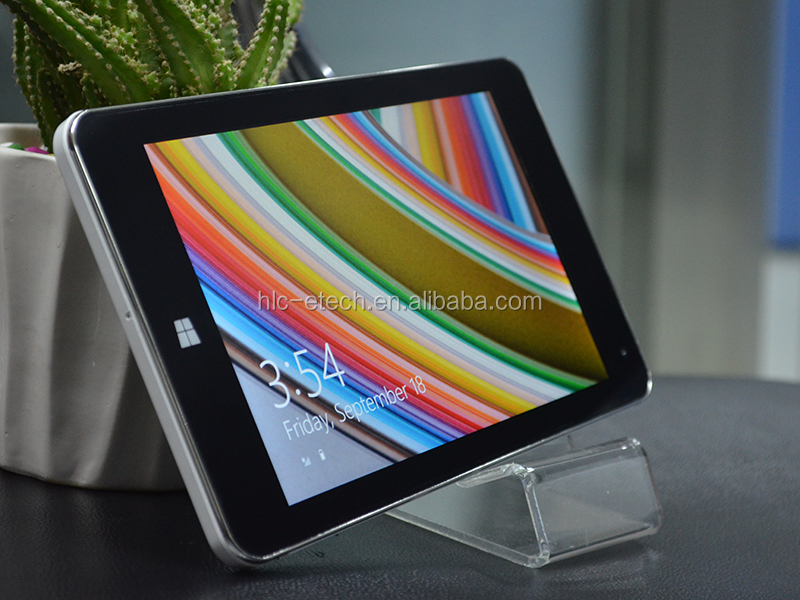 High quality MID 7 inch quad core windows pc tablet