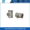 Factory Direct Stainless Steel BSP Threaded Pipe Fittings