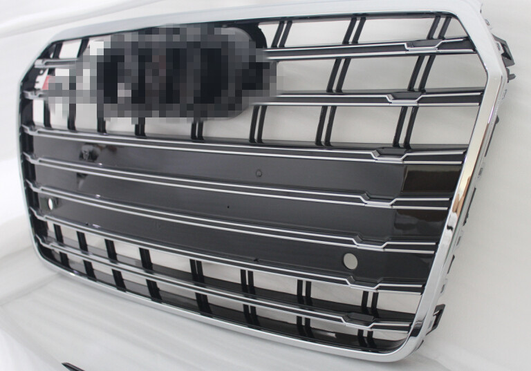 auto grille for 2015 2016 aftermarket Audi A7 S7 facelift Grille