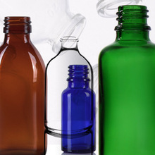 Glass Bottle Series for Pharma and Cosmetic