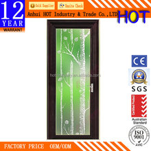 Beautiful Bamboo Painted Glass Waedrobe Sliding Door New High Quality Waedrobe Door aminate Design For Best Price
