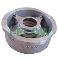 disco check valve for drain with stainless steel