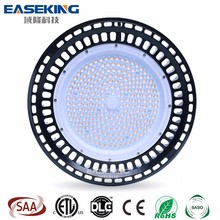PS lens or Tempered Glass cover LED highbay light UFO 150W work as led high power lights