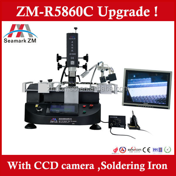 Hot-selling mobile repair software ZM-R5860C bga rework station