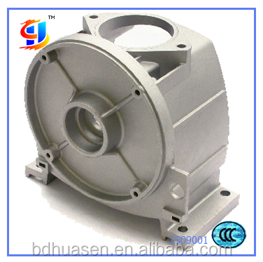 aluminumn die cast motor housing