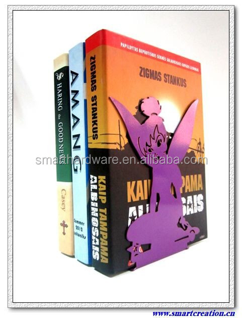 Fairy metal kids' gifts for Children gifts bookends