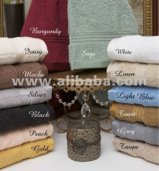 Egyptian Cotton Wholesale Towels