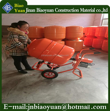 Hand Mortar Electric Power Cement Mixer 160L portable mini petrol concrete mixer machine