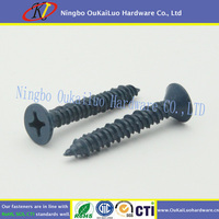 DIN965 Stainless Steel Hardened Concrete Nail Drywall Screw