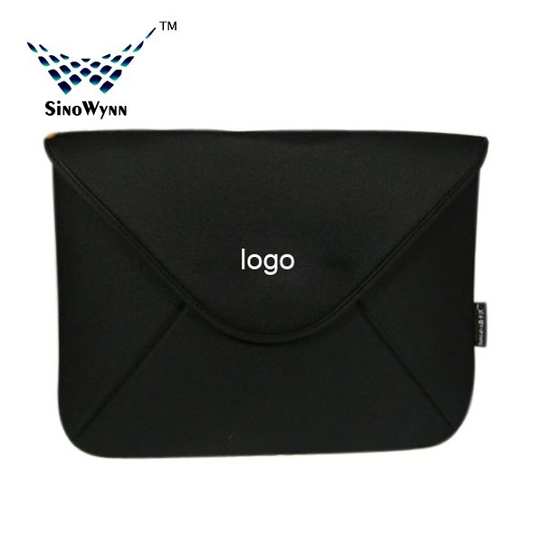 Black Envelope Style Shockproof 8 Inch Case for Tablet