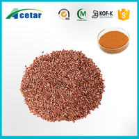 ISO22000 factory supply herb cold press flax seed oil herbs extract linseed