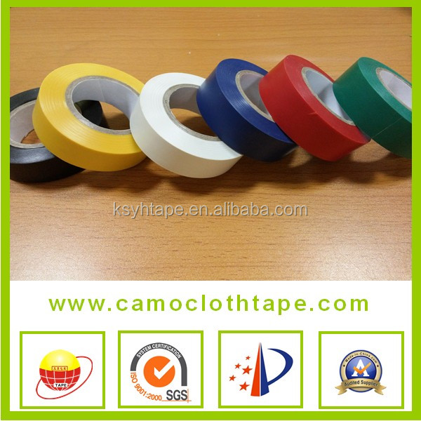 Flame Retardant Colorful PVC Electrical Insulation Duct Tape(IT-25)