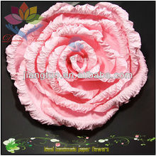 2015 paper flower decorations artificial flower wreath for funeral