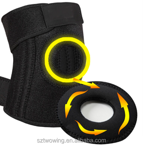 Adjustable Sports Leg Knee Support Brace Wrap knee protector Pads Sleeve Cap Safety Knee Brace for basketball