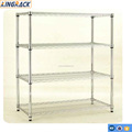SUS304 storage wire shelving Stainless steel wire shelving heavy duty wire rack