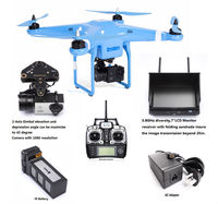 china hobby drone quadcopter quad four rotor rc helicopter with camera and gps