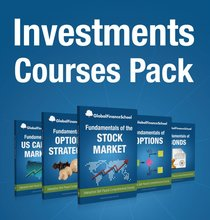 Fundamentals of Investments - 5 Interactive Courses pack