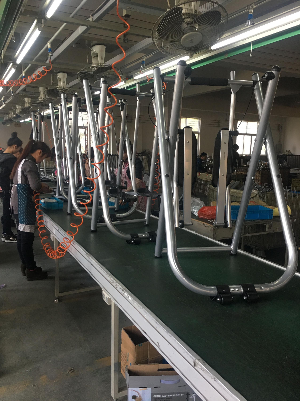 Air Walker popular parque ginásio equipamentos de ginástica para crianças e adultos
